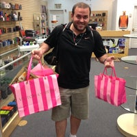 Photo taken at Victoria's Secret PINK by Michel C. on 10/21/2012