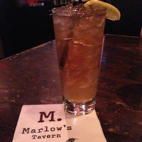 Photo taken at Marlow's Tavern by Christine M. on 6/4/2013