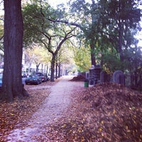 Photo taken at Morningside Park by Will on 10/25/2012