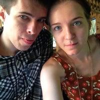 Photo taken at Зеленая зона by Женщина с бревном on 6/30/2013