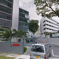 Photo taken at Robert Bosch (SEA) Pte Ltd by ToTo A. on 1/17/2013