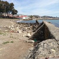 4/7/2013 tarihinde Borja D.ziyaretçi tarafından Playa de Baños del Carmen'de çekilen fotoğraf