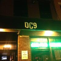 Photo taken at DC9 Nightclub by Jason R. on 3/23/2013