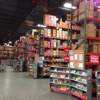 Photo taken at Scholastic Warehouse by Michael T. on 5/10/2013