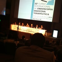 Photo taken at Centro de Convenções Rebouças by Antonio Arcelino C. on 6/30/2013