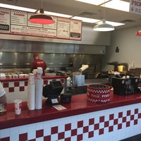 Photo taken at Five Guys by Cory ⛵️ on 12/20/2016