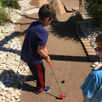 Photo taken at Essex County Mini Golf Safari by Douglas S. on 8/5/2017