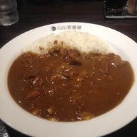 Photo taken at CoCo壱番屋 北区芝田一丁目店 by たけちよ on 10/8/2012