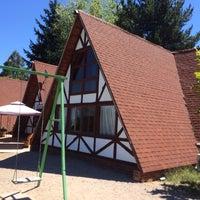Photo taken at Restorant Villa Baviera by Dudu on 2/6/2014