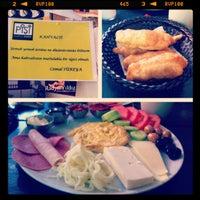 2/12/2013 tarihinde Eda K.ziyaretçi tarafından Pişi Breakfast & Burger'de çekilen fotoğraf