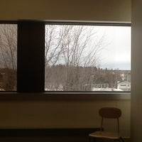 Photo taken at Cégep de St-Félicien by Carlos R. on 3/19/2013