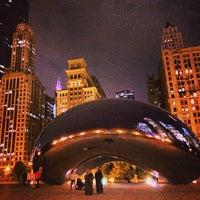 Foto tomada en Parque Millenium por Cameron E. el 10/29/2013