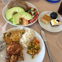 Photo taken at Amphora Restaurant by Okan C. on 5/14/2016