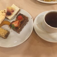 Photo taken at Amphora Restaurant by Okan C. on 5/13/2016