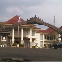 Photo taken at BPKAD Lampung Selatan by iman r. on 10/9/2012