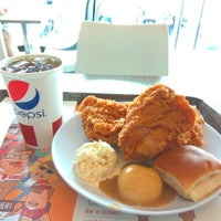 Photo taken at KFC by Victor L. on 4/25/2017