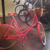 Photo taken at Oak Cliff Bicycle Company by Dhyana C. on 8/18/2013