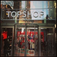 Photo taken at Topshop Topman by Dhyana C. on 2/24/2013