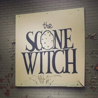 Photo taken at The Scone Witch by Dhyana C. on 6/29/2013