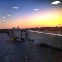 Photo taken at Central Illinois Regional Airport (BMI) by Josh K. on 5/13/2013