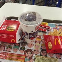 Photo taken at McDonald's by Robson R. on 8/29/2015