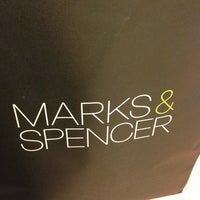 Photo taken at Marks & Spencer by ADHe H. on 3/1/2013