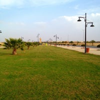 Photo taken at Walk Track | مضمار الجري واللياقة البدنية by ABDULLAH A. on 4/11/2013