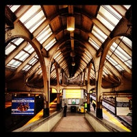 Photo taken at Newark Penn Station by Jason H. on 9/28/2012