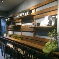 Photo taken at Coffee Lab - 1st Espresso Bar by Elizabeth on 1/22/2013