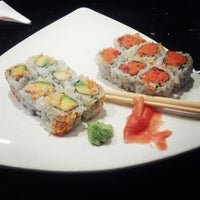 Photo taken at Aki Sushi by Joe B. on 9/1/2013