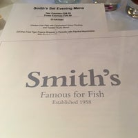 Photo taken at Smiths Brasserie by Terry B. on 9/18/2017