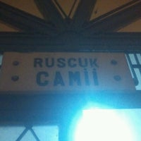 Photo taken at Rusçuk Camii by Fatih M. on 8/4/2013