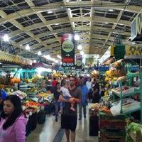 Photo taken at Mercado Municipal de Curitiba by Ivan Z. on 2/9/2013
