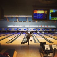 Photo taken at West Seattle Bowl by FunkCaptMax on 1/11/2013