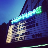 5/16/2013 tarihinde FunkCaptMaxziyaretçi tarafından Neptune Theatre'de çekilen fotoğraf