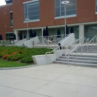 Photo taken at UConn Student Union by Courtney H. on 7/28/2013
