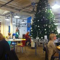 Photo taken at Salts Diner by Paul V. on 12/22/2012