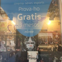 Photo taken at Tienda Movistar by Jordi T. on 2/6/2017