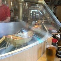 Photo taken at Floating Sushi Boat by Mark B. on 5/29/2016
