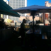 Photo taken at Conservatory Rooftop Bar by Mark B. on 5/31/2013