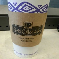 Photo taken at Peet's Coffee & Tea by Yoshio S. on 1/23/2013