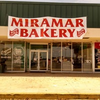 Photo taken at Miramar Bakery by Liana M. on 3/30/2014