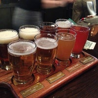 Photo taken at Water Street Brewery by Danielle B. on 4/5/2013