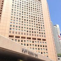 Photo taken at Hyatt Regency Tokyo by ant on 5/31/2013
