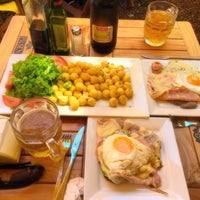Photo taken at Parrillada Santa Rita by Gilbert  P. on 2/17/2015