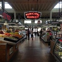 Photo taken at Sweet Auburn Curb Market by Lindsay W. on 4/11/2013