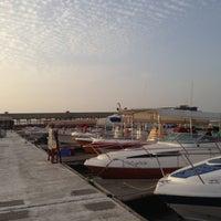 Photo taken at Marsa Al-Ahlam by Bassam A. on 4/25/2013