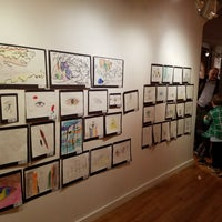 Photo taken at Clover Cafe And Art Gallery by Francesca N. on 12/13/2017