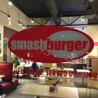 Photo taken at Smashburger by Tonia on 9/2/2013