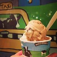 Photo taken at Ben & Jerry's by Tonia on 7/5/2013